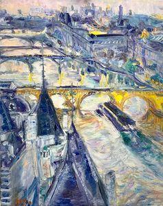 Pastel Seine