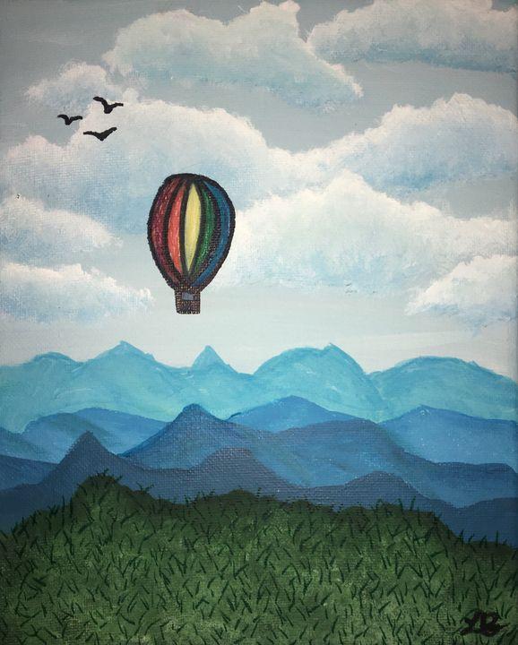 Colorado Views - artbylb