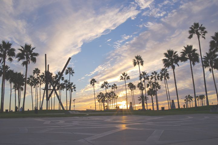 Sunset V - Venice, CA - Photosbypowell
