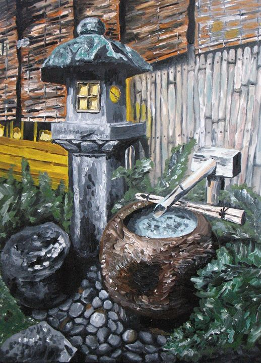 Japanese Garden 2 - Oxana Yemets