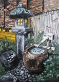 40x53 cm oil painting