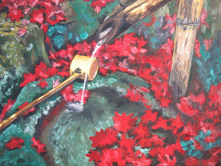 Japanese Garden 3 - Oxana Yemets