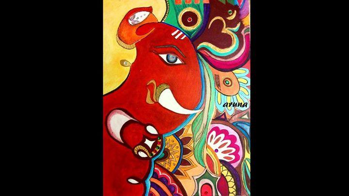 Vinayagar - Fun with Arts!