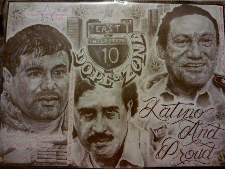 Latino And Proud - Ralfmeister Inc.