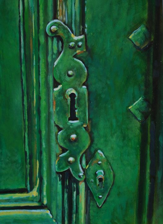 key hole - Doug Barlow