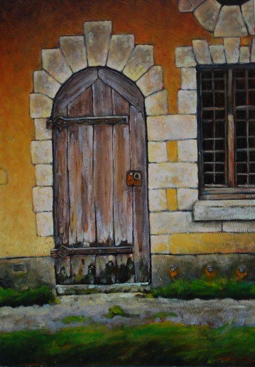 French Door - Doug Barlow