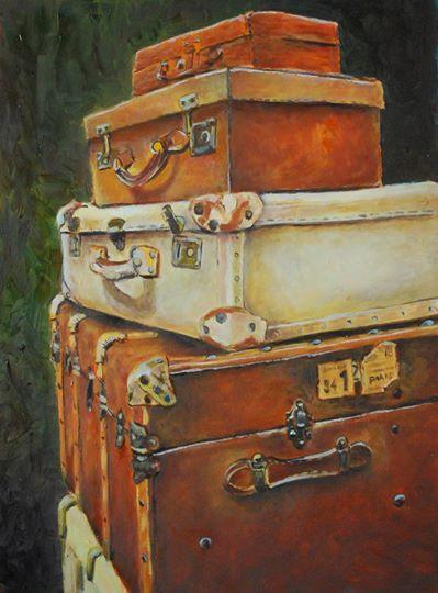 old travel - Doug Barlow
