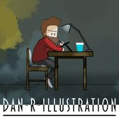 Dan R Illustration
