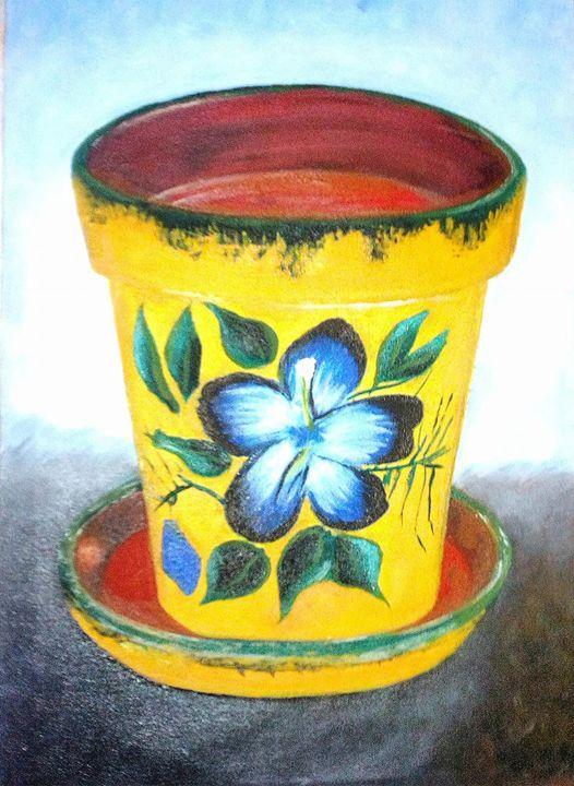 Still Flower Pot -  Clickone266