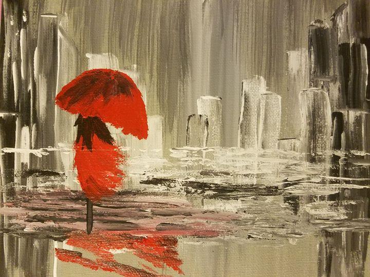 City Rain - Seema's Creation