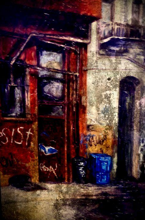 Dark Ally - Amy Westphal Fine Art