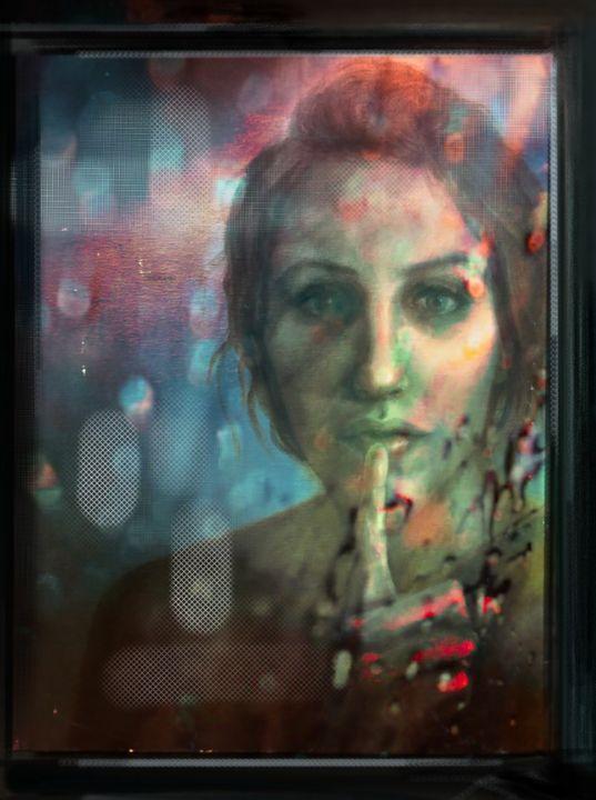 Hush - Amy Westphal Fine Art