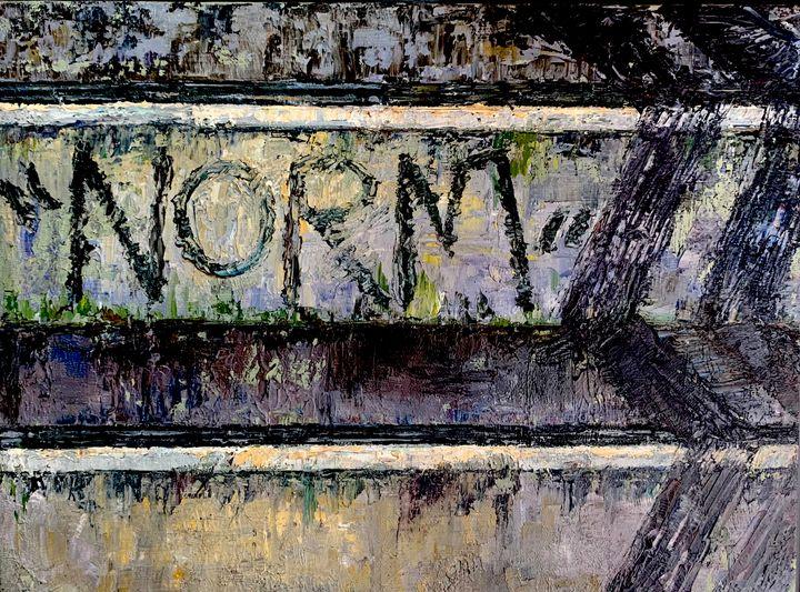 """NORM"" - Amy Westphal Fine Art"