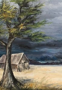Under an Angry Sky 2 - Amy Westphal Fine Art