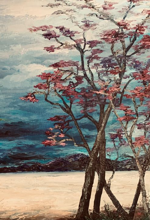 Under An Angry Sky 1 - Amy Westphal Fine Art