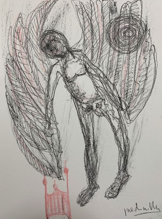 Tired Angel - 1227mia