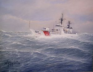 U. S. Coast Guard Cutter Gallitin
