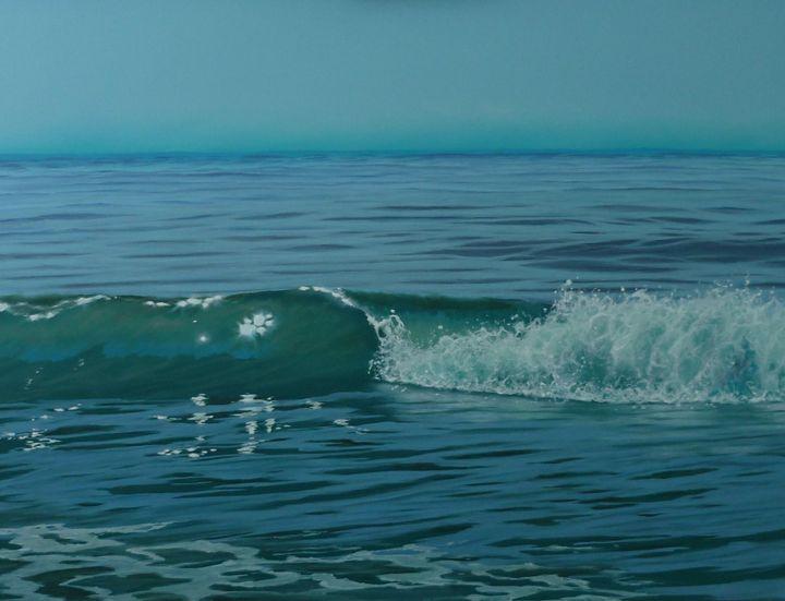 Ocean 'Serene Mornings' - Seascapes