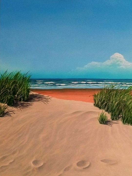 Dune view - Seascapes