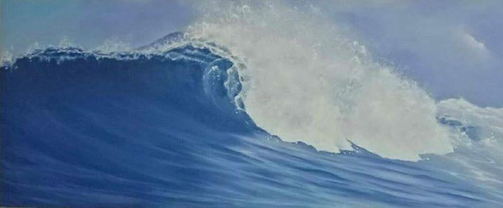Atlantic swirl - Seascapes