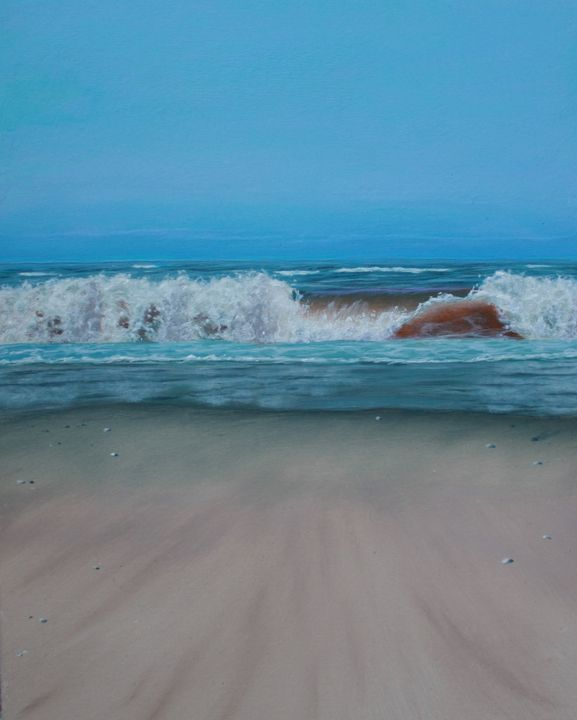 Seascape Breaker - Seascapes