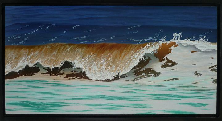 White foam - Seascapes
