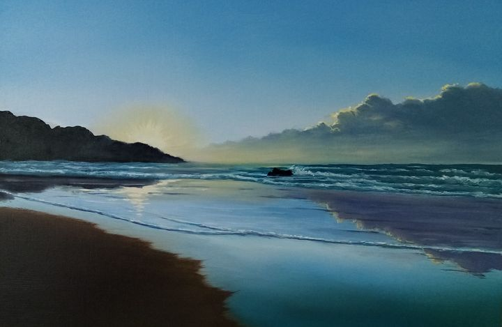 New Light - Seascapes
