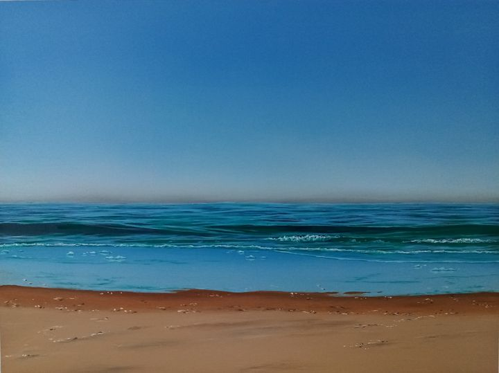 Tranquility - Seascapes