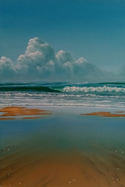 Transparancy - Seascapes