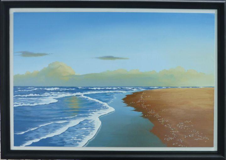 North Sea coast - Seascapes