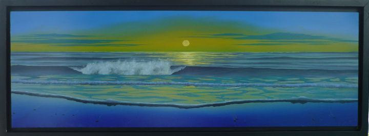 Sunset - Seascapes