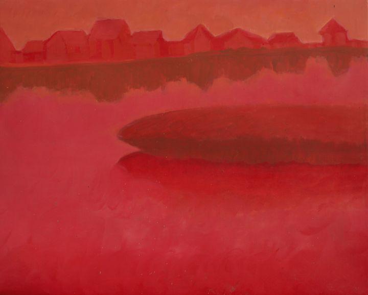 Red River by Artist Phuong Vu Manh - LARTISTEL