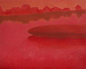 Red River by Artist Phuong Vu Manh