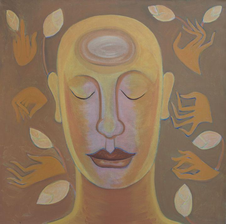 Self Potrait by Phuong Vu Manh, 2018 - LARTISTEL