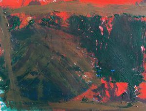 Sunset by K.K, 2020