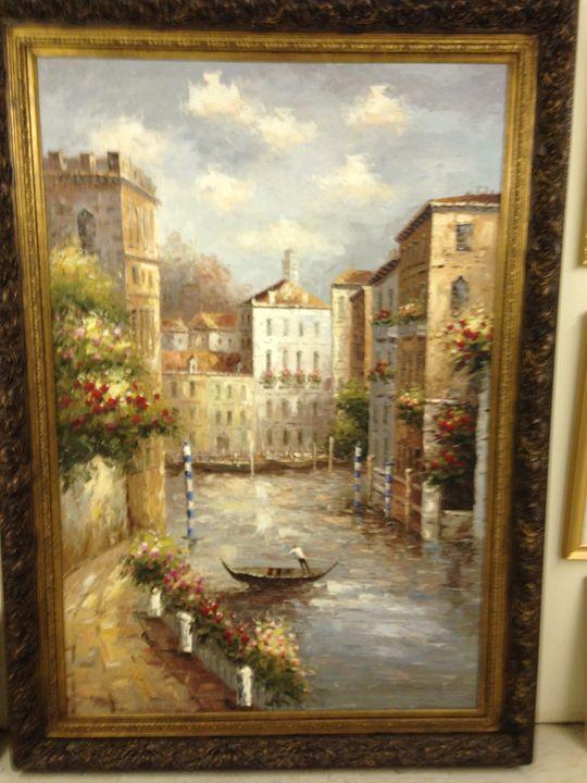 Venice River - The Saucer