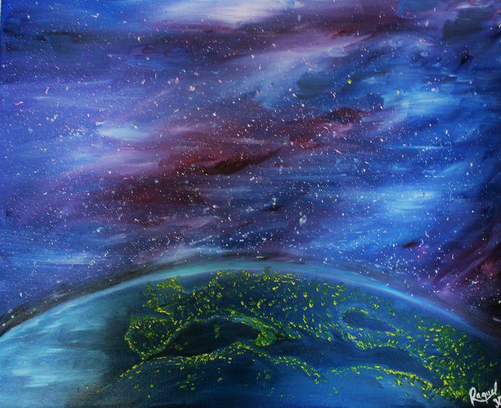 Mi universo - Raquel Aguaron