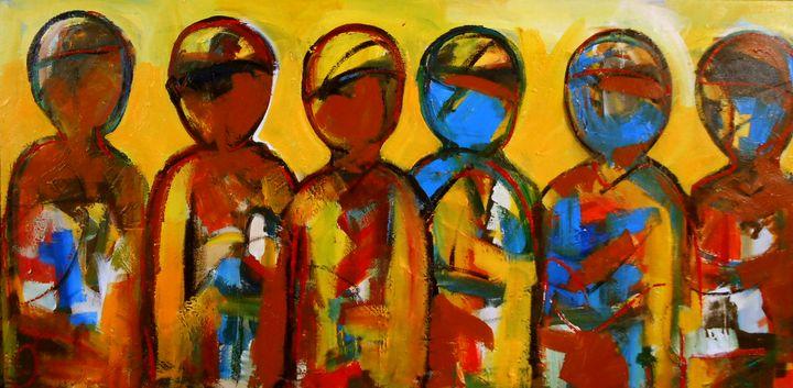 Figuras (1) - Sandro Maciel