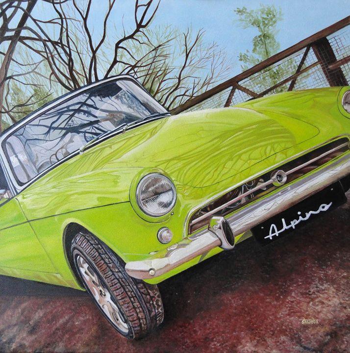 Green Ride - Shweta Bhargava
