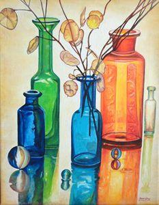 Colours of reflections - Shweta Bhargava