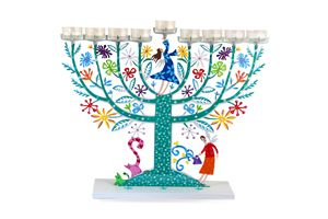 Family Tree Judaica Tzuki Art - Tzuki Design