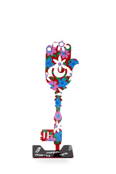 The Key For Luck Hamsa Tzuki - Tzuki Design