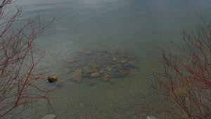 Underwater Rockpile