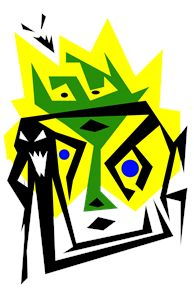 Manyfaces art