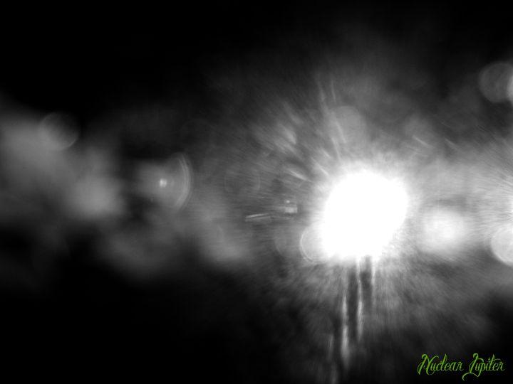 Through a caterpillars' meal - Nuclear Jupiter Photography