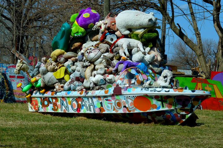 Noah's Heidelberg project - Nuclear Jupiter Photography
