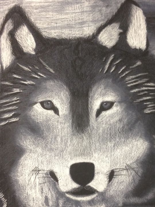 Wolf - Marinez Ruiz