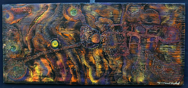Monarch - David A. English Artist