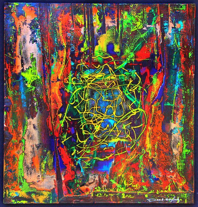 MasterPiece of color - David A. English Artist