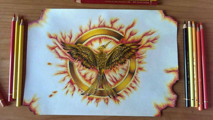 The Mockingjay - Miquel CastanyCrivillers